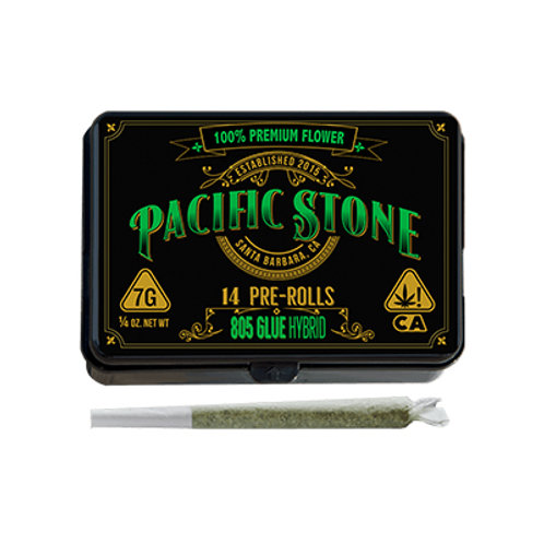 Pacific Stone 805 Glue 14 Pack 7g