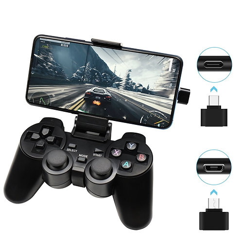 Wireless Gamepad for Android Phone/Pc/Ps3/Tv Box Joystick