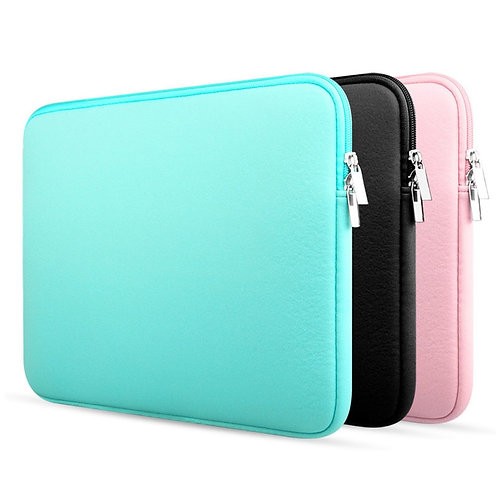 11 13 14 15.6 Inch Laptop Sleeve Case for Macbook Air Pro Ultra-Book  Zipper Bag