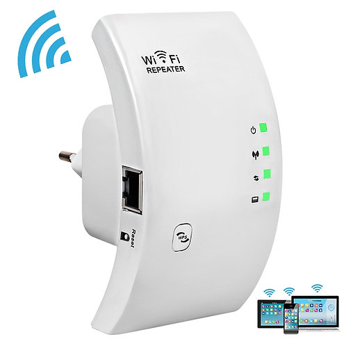 Wireless WiFi Repeater Wifi Extender Wifi Amplifier Long Range Repeater