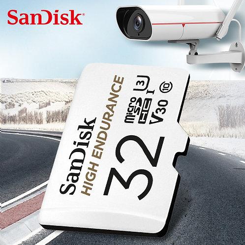Memory Card  Video Monitoring 32GB 64GB MicroSD Card SDHC/SDXC Class10 40mb