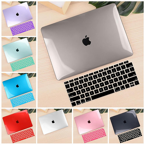 """For Macbook Air 11 12 13.3"""" Crystal Clear Cover for Macbook Air Pro"""