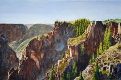 Black Canyon Edges