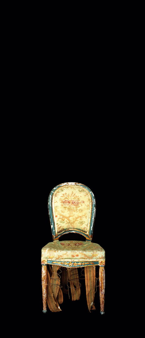 Tragic Chair II, 2019