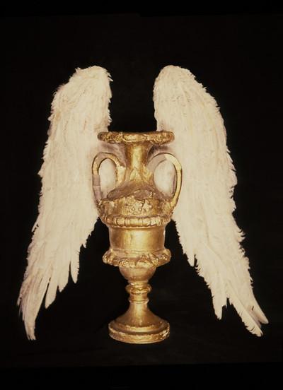 Winged Urn (Yellow), 1983