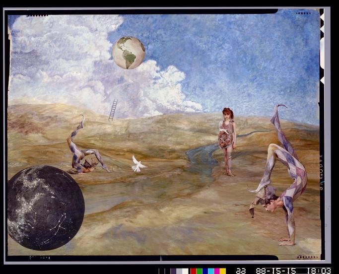 Heaven & Earth (Acrobats), 1985-89