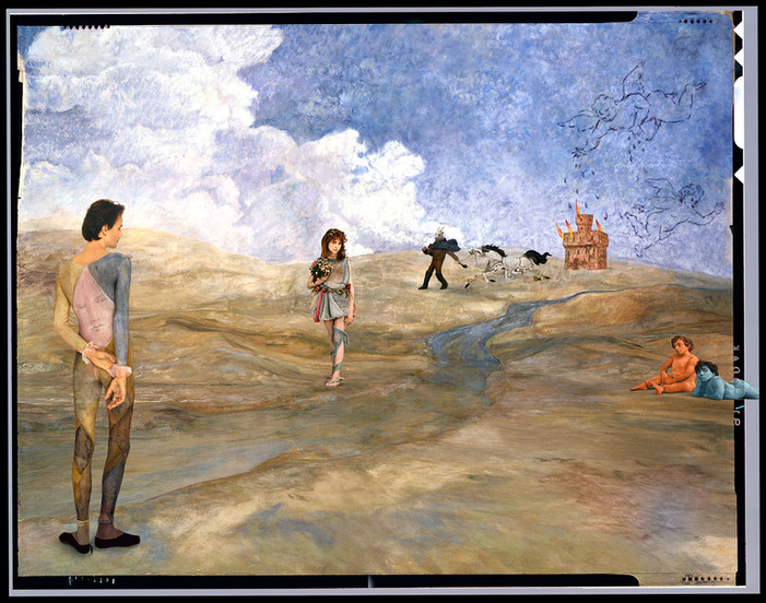 Escape, Fires & Memory, 1985-89