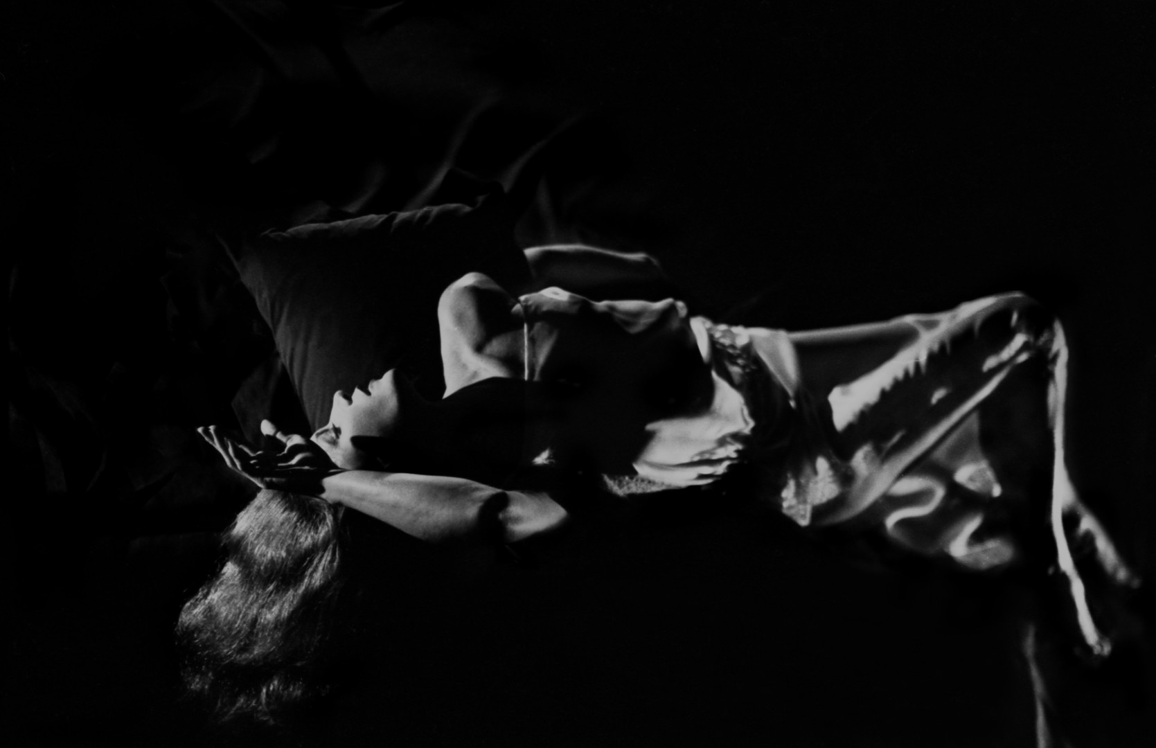 Nightmare or Sleeping Woman and the Furies, 1979
