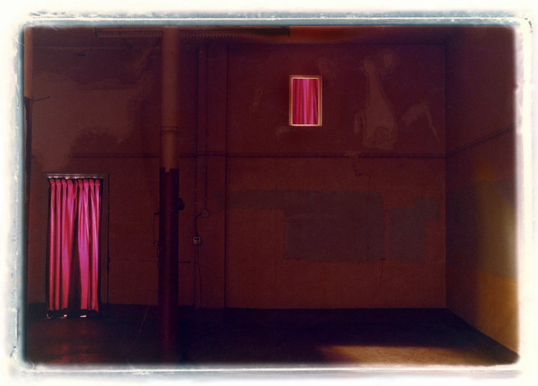 Surrealism and the Blues, Performance Segment, Vacant, 1975