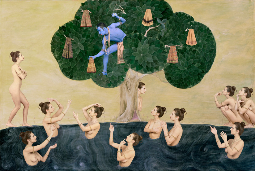 Teasing The Bathers, 2007