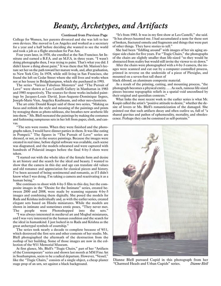 Article, East Hampton Star 2019, Page 2