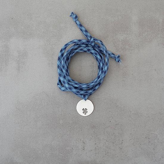 pulseira maria mini trevo