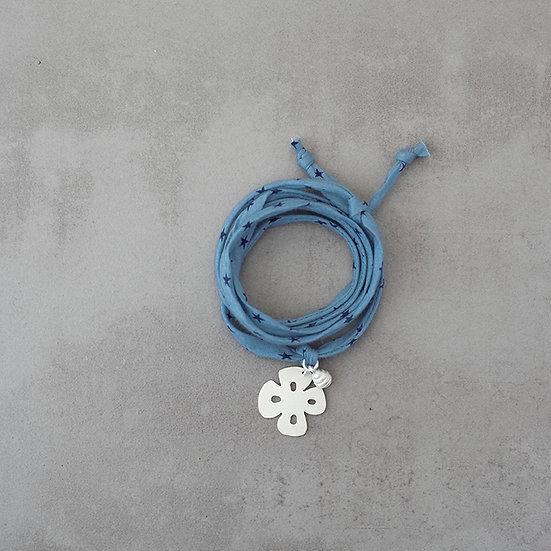 pulseira chris flor
