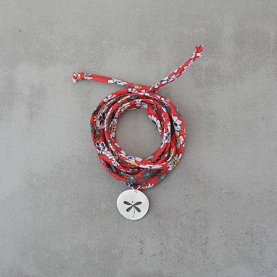 pulseira maria libélula