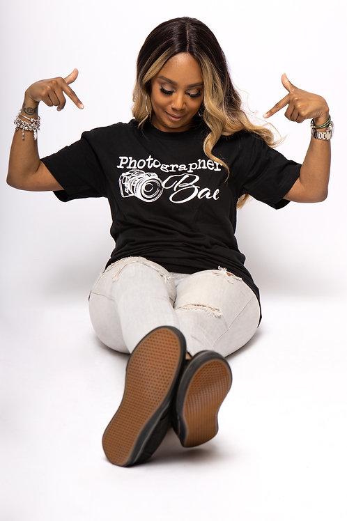 """Photographer BAE"" Unisex T-Shirt"