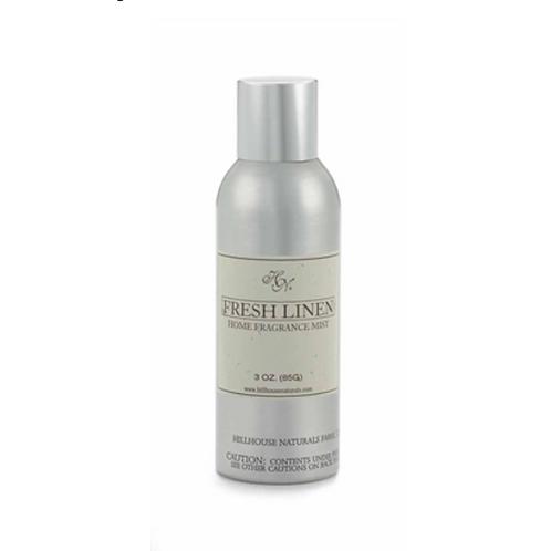 Fresh Linen Home Fragrance Mist