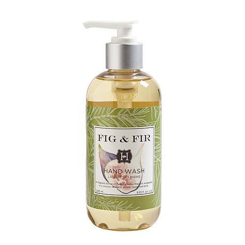 Fig & Fir Hand Wash