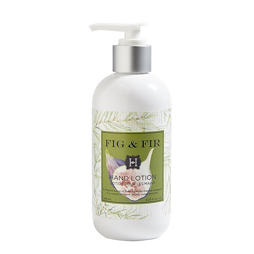 Fig & Fir Hand Lotion