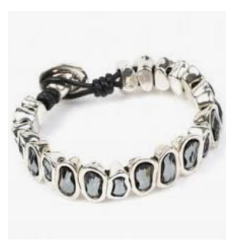 UNOde50 Swarovski Crystal Bracelet