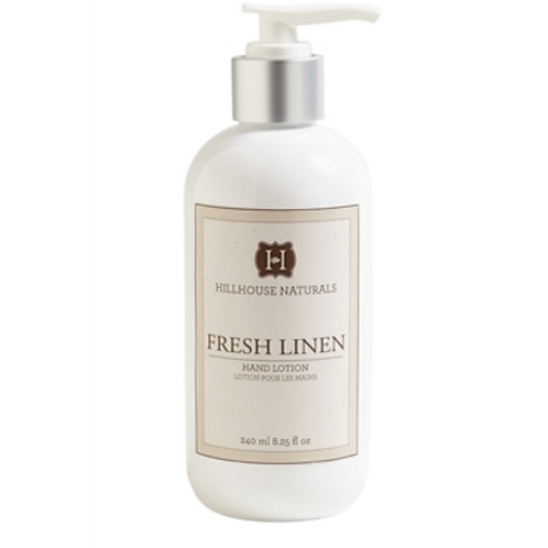 Fresh Linen Hand Lotion