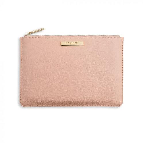 Blush Pink Perfect Pouch