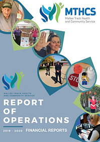 MTHCS Report of Operations 2019-20 Finan