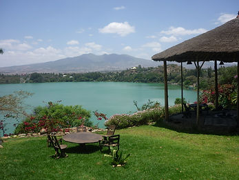 Babogaya Lake Viewpoint Lodge, Ethiopia
