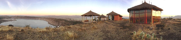 10000 Flamingos Lodge, South Ethiopia