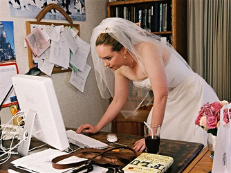 Свадьба в Самаре: третий месяц после помолвки!