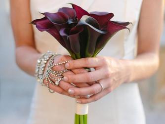 Монобукет невесты: стильно и нетривиально
