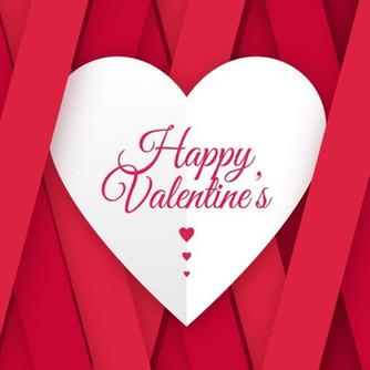 С днем Святого Валентина