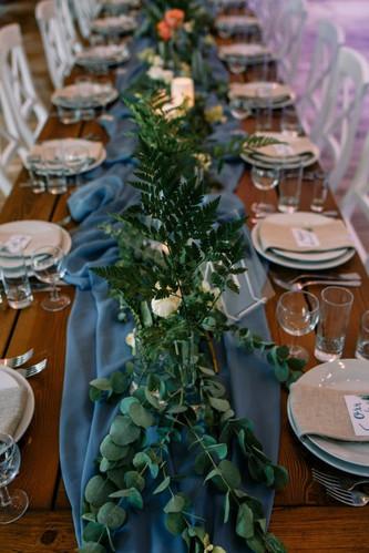 Идеи оформления летней свадьбы