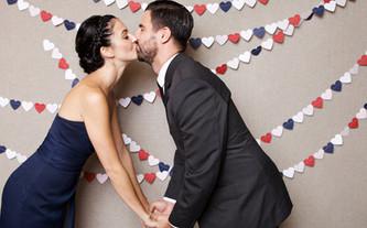 Идеи оформления фотозоны на свадьбе