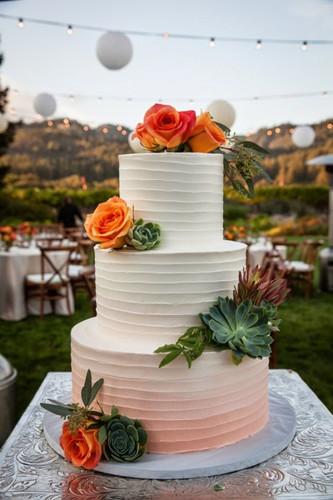 Выбираем свадебный торт | идеи