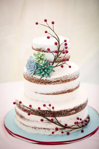 Идеи свадебных тортов