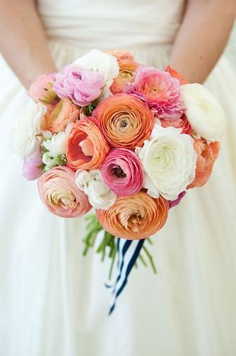 Идеи летнего букета невесты