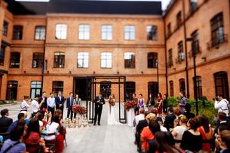 Свадьба от 100 гостей: рекомендации ведущего