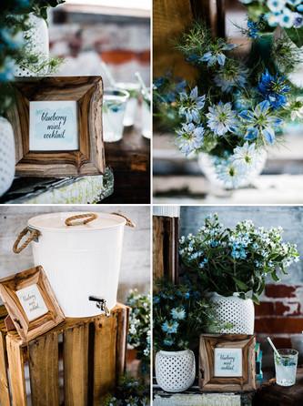 Мятный цвет свадьбы: идеи для воплощения