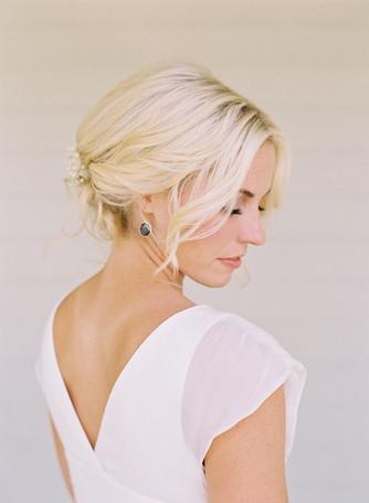 Идеи свадебных причесок невесты на короткие волосы