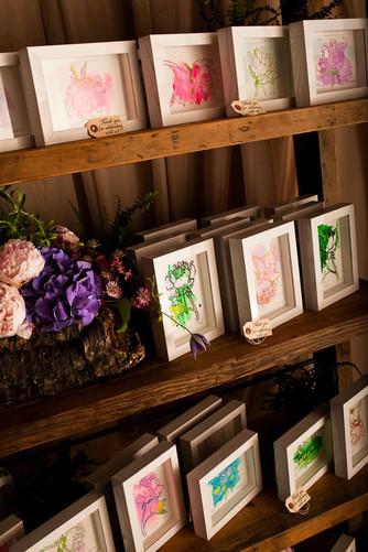 Идеи свадебных подарков для гостей: декоративные подарки
