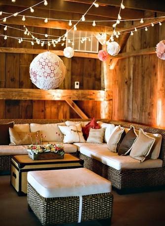 Лаунж (Lounge) зона на вашей свадьбе