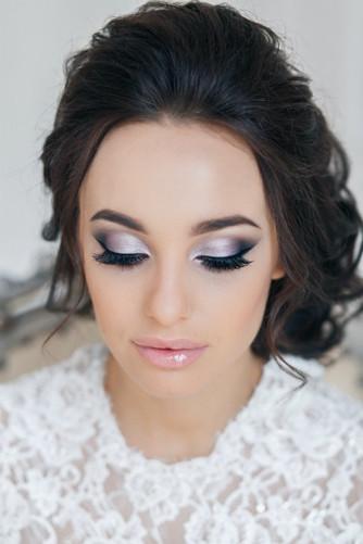 Идеи свадебного макияжа невесты