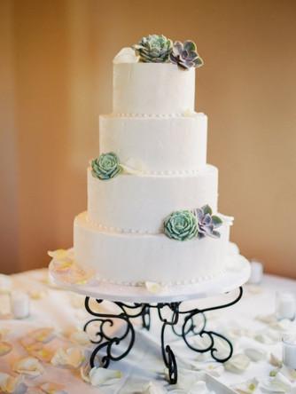 Идеи фантастических свадебных тортов