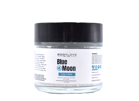 Blue Moon Clay Facial