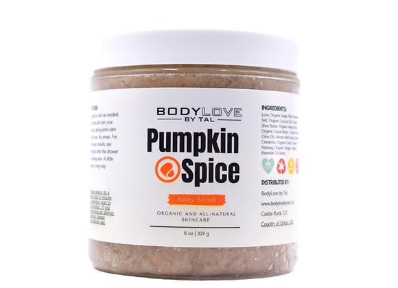 Pumpkin Spice Scrub