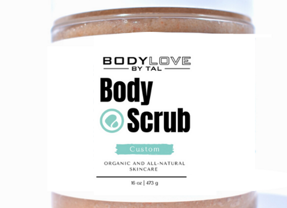Cleansing Whipped Body Scrub