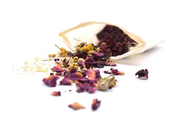 Blood Mood Herbal Tea Bath