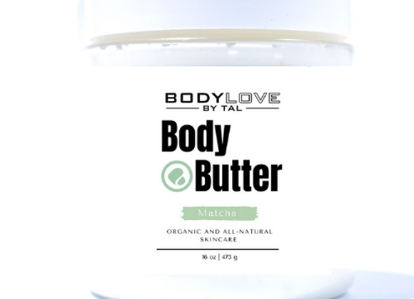 Matcha Whipped Body Butter