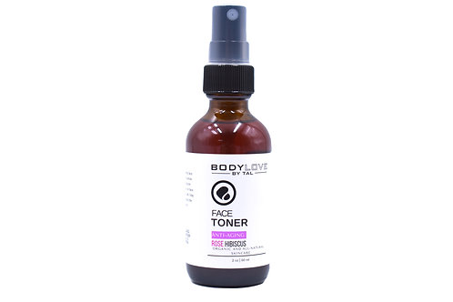 Anti-Aging Rose Water Face Toner