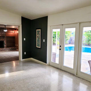 Living Room overlooking pool and den (2)